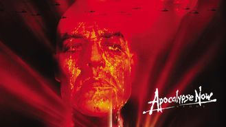 Apocalypse Now Redux (2001) on Netflix in the Netherlands