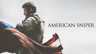 Netflix Box Art for American Sniper